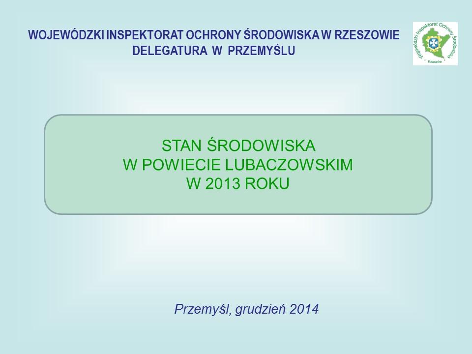 PREZENTACJA_LUBACZOW_za2013