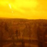 Fot.12. Osiedle mieszkaniowe zlokalizowane w pobliżu spalani odpadów Klemetsrud w Oslo (fot.: E. J. Lipińska)